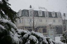 Hotel & restaurant BRILE