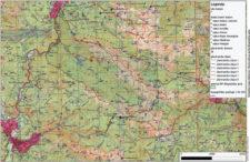 Bjelasica-mapa
