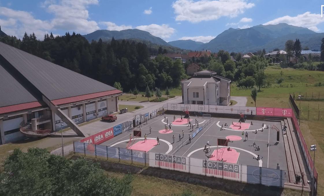 Sportska hala i tereni   TO Kolasin