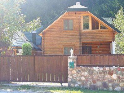 Naslovna fotografija ,,Tara Lodge house,,